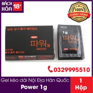 Gel Power !g Hàn Quốc