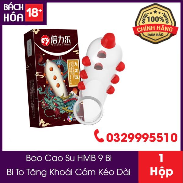 Bao Cao Su Gân Gai Bi HBM 9 Bi