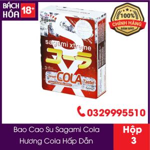 Bao Cao Su Sagami Cola